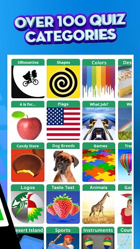 100 PICS Quiz - Guess Trivia, Logo & Picture Games Apkfinish screenshots 9