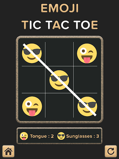 Tic Tac Toe For Emoji 5.8 screenshots 9