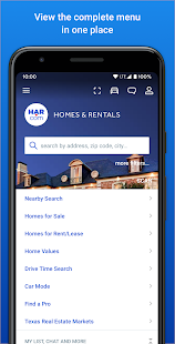Real Estate by HAR.com - Texas Screenshot