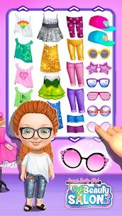 Sweet Baby Girl Beauty Salon 3 – Hair, Nails & Spa 4.0.20002 Mod + Data Download 1