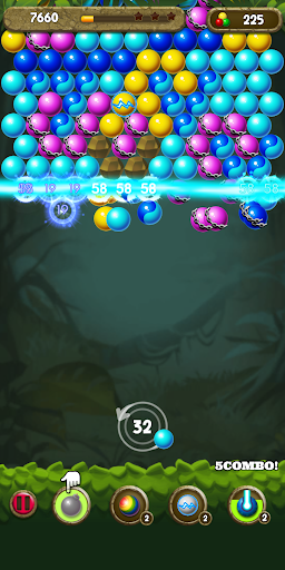 Bubble Shooter: Jungle POP 1.0.7 screenshots 5