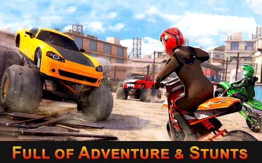 Car Stunts Master - Real Racing Fever 2.0.1 screenshots 1
