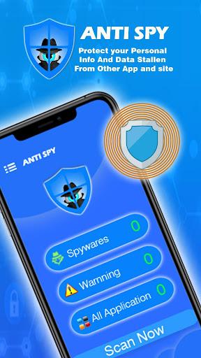 Anti Spy Free - Spyware Detector & Privacy Scanner 1.2 screenshots 1