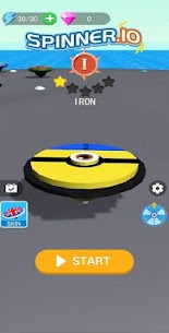 Spinner.io Game Hack Android and iOS 2