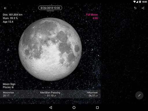 Simple Moon Phase Calendar 1.2.07 Screenshots 6