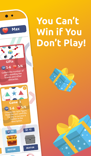 Game & Win! Test your reactions with simple games android2mod screenshots 2