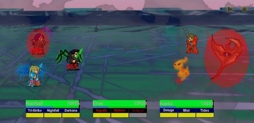 Exemplars of Elaed: RPG screenshot 2