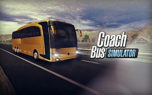 Coach Bus Simulator Mod Apk 1