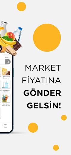 Gu00f6nder: Yeni Nesil Market apktram screenshots 2