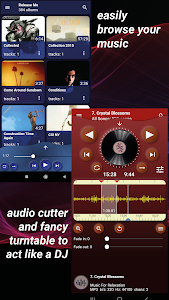 Music Player - Audio Cutter - Music visualizer 3.6.7