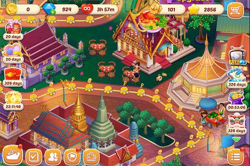 Cooking Voyage - Crazy Chef's Restaurant Dash Game  screenshots 16