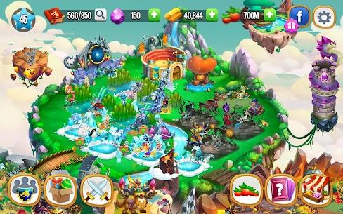 Dragon City Mod APK 4
