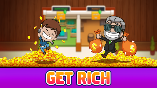 Idle Factory Tycoon: Cash Manager Empire Simulator Unlimited Money