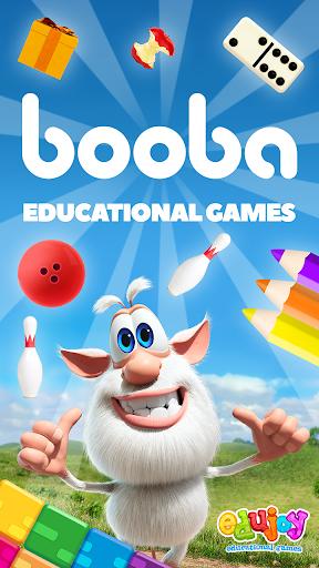 Booba - Educational Games  screenshots 1