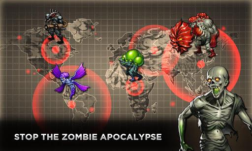 Robots Vs Zombies Attack 142.0.20191227 Screenshots 7