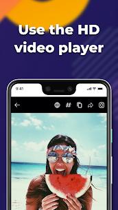 Story saver: video downloader for Instagram repost 4