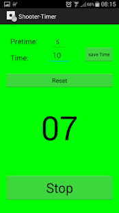 Shooter-Timer