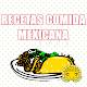 Recetas comidas mexicanas - recetas faciles mexico APK