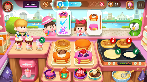 LINE CHEF 1.10.2.0 screenshots 7
