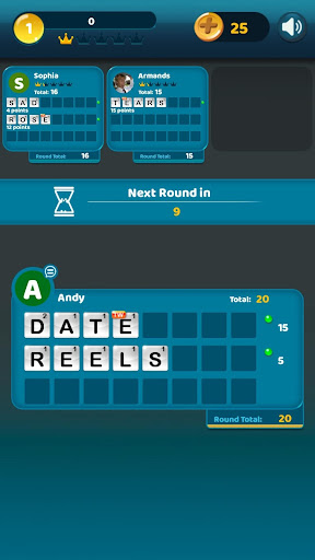 Puzzly Words: online word game 10.5.4 screenshots 3