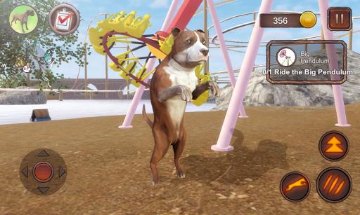 AmStaffs Dog Simulator 1.0.9 screenshots 1