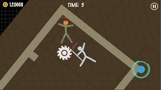 Stick Warriors - Battle Fight screenshots 3