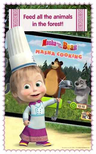 Masha and Bear: Cooking Dash 1.3.8 Screenshots 11