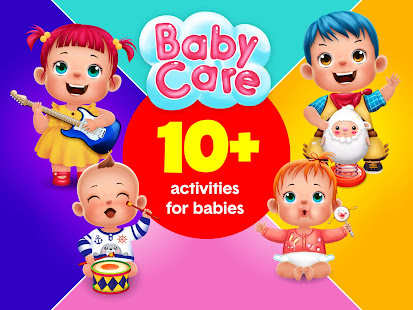 Baby care game for kids screenshots 15