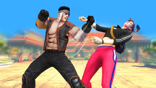 Gym Trainer Fight Arena : Tag Ring Fighting Games  Screenshots 2