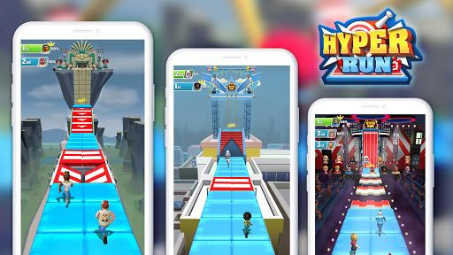 Hyper Run 3D 1.1.7 Screenshots 16