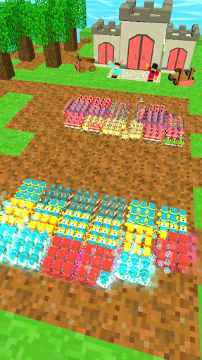 Unblock Craftsman : Craft Of War 1.3 screenshots 22