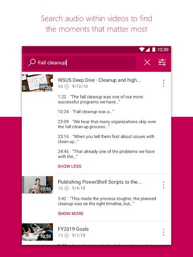 Microsoft Stream  Screenshots 14