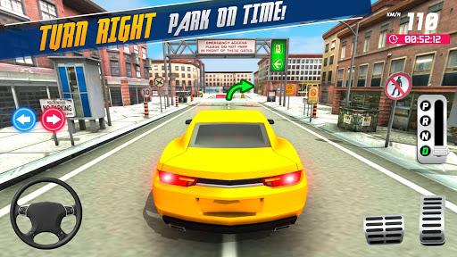 Télécharger parking et conduite 2020: nouveau jeu de voiture apk mod screenshots 1