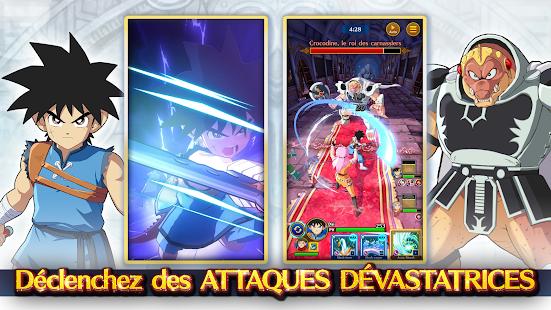 Télécharger DQ Dai: A Hero's Bonds APK MOD (Astuce) screenshots 1