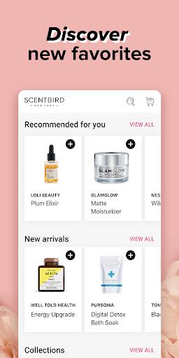Scentbird: Online Beauty Shop. Perfume & Cosmetics 2.0.0 screenshots 5