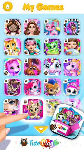 TutoPLAY - Best Kids Games in 1 App 3.4.801 Screenshots 7