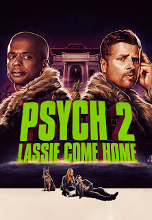 "alt=""After eight memorable seasons and a TV movie, audiences' favorite phony psychic detective is back on the case in ""Psych 2: Lassie Come Home,"" starring original cast members James Roday Rodriguez, Dulé Hill, Maggie Lawson, Kirsten Nelson, Corbin Bernsen, and Tim Omundson. After being ambushed on the job and left for dead, Santa Barbara Police Chief Carlton Lassiter (Omundson) has begun to see impossible things around his recovery clinic, prompting Shawn (Rodriguez) and Gus (Hill) to return to Santa Barbara to help. But the duo finds themselves unwelcome in their old city as they try to secretly crack a case that could have relationship-altering consequences.   CAST AND CREDITS  Actors James Roday Rodriguez, Dulé Hill, Maggie Lawson, Kirsten Nelson, Corbin Bernsen, Tim Omundson, Jimmi Simpson, Kristy Swanson, Richard Schiff, Jazmyn Simon, Kurt Fuller, Joel McHale, Sarah Chalke, Kadeem Hardison, Allison Miller  Producers Steve Franks, Chris Henze, James Roday Rodriguez, Dulé Hill  Director Steve Franks  Writers James Roday Rodriguez, Steve Franks, Andy Berman"""