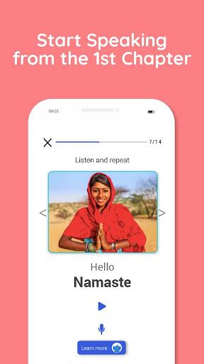 Learn Hindi, Sanskrit, Kannada, Tamil and more 4.0.5 screenshots 4