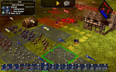 Great Battles Medieval Full Apk İndir 6
