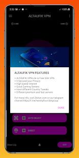ALTAUFIK VPN - Free HTTP/SSH/SSL TUNNEL