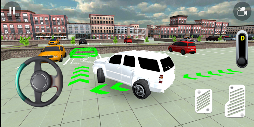 Extreme Car Parking Game  screenshots 3