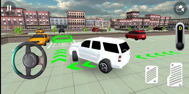 DR Prado Parking game Modern car parking games 1.6 Android Mod APK 3