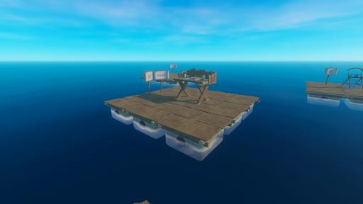 Advice: Raft Survival - Raft Craft 4.0 screenshots 2