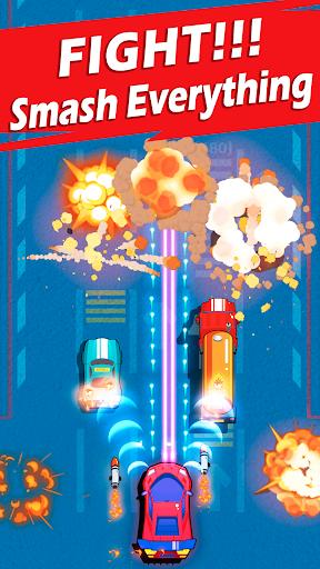 Merge & Fight: Chaos Racer 2.3.8 screenshots 3