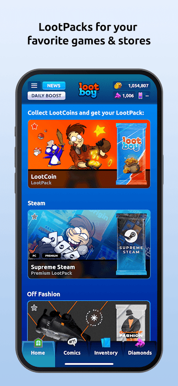 LootBoy - Grab your loot! – Apps on Google Play poster 2