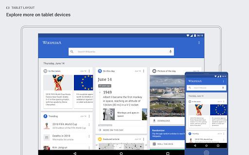 Wikipedia Beta android2mod screenshots 10