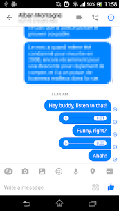 Voice to Messenger 2