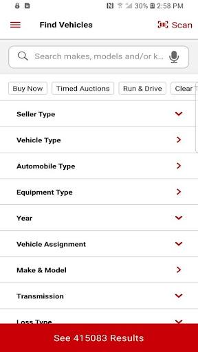 IAA Buyer Salvage Auctions 11.5 Screenshots 6