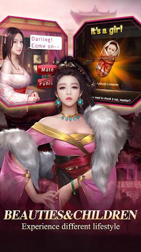 Emperor and Beauties 4.7 screenshots 10
