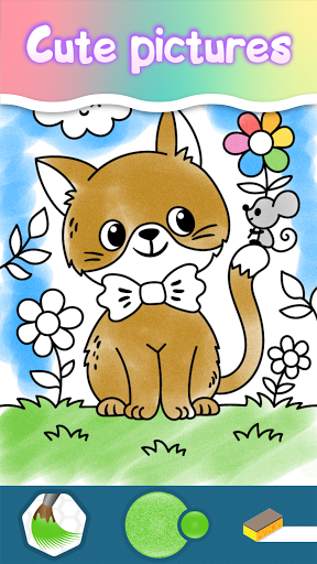 Coloring pages for little princesses  screenshots 11